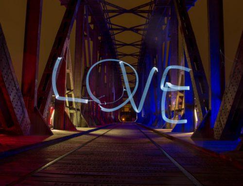 Abstrakt Love I