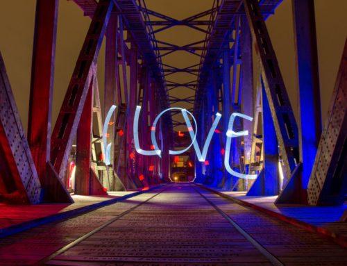 Abstrakt Love II