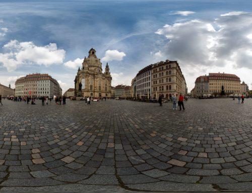 Dresdener Neumarkt