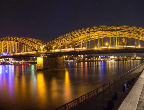 Köln – Am Rheinufer