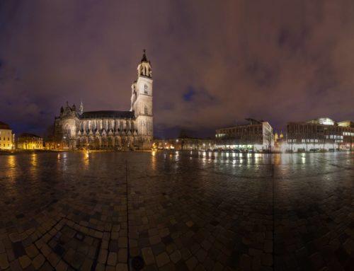 Magdeburger Domplatz – 2012