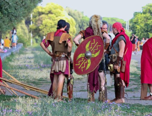 Rome – on Sunday they are legionaries