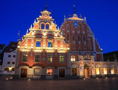 Riga – Schwarzhäupterhäuser