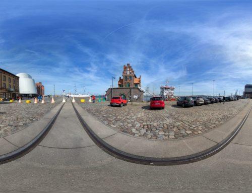 Stralsund Lotsenhaus